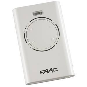 Брелок-передатчик 2-канальный FAAC XT2 868SLH LR белый