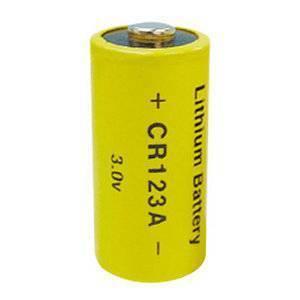 Батарея литиевая CR-123A