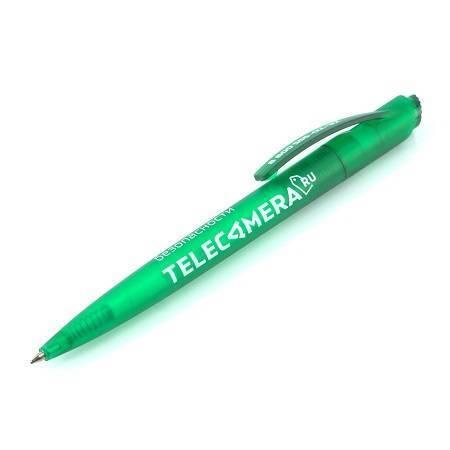 Ручка шариковая фирменная TELECAMERA.RU