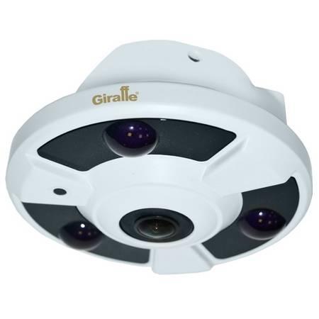 IP-камера Giraffe GF-IPDIR4380MPFY3.0