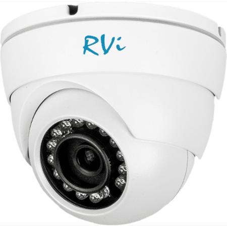 HD-CVI видеокамера антивандальная RVi-HDC311VB-C (3.6 мм)