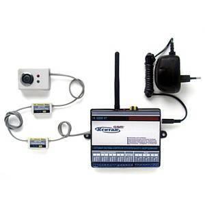 GSM-сигнализация КСИТАЛ GSM-4T