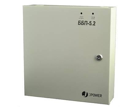 Источник бесперебойного питания J-Power ББП-5.2