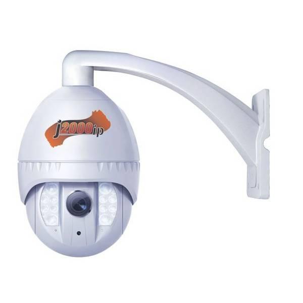 IP-камера купольная J2000IP-SDW120-Ir10-24x36DN