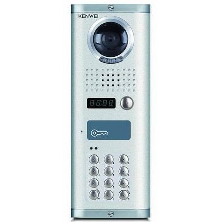 Блок вызова видеодомофона KENWEI KW-1380EFC-512
