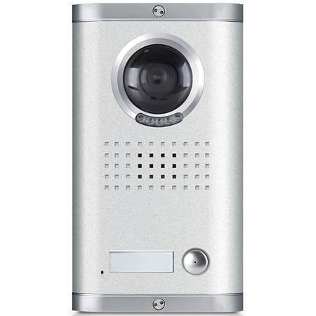 Блок вызова видеодомофона KENWEI KW-1380MC-1B