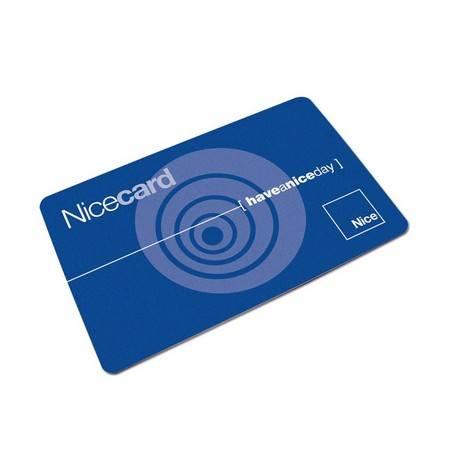 Транспондерная карта NICE MOCARD
