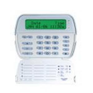 Пульт текстовый с ЖКИ DSC RFK 5500E1H2