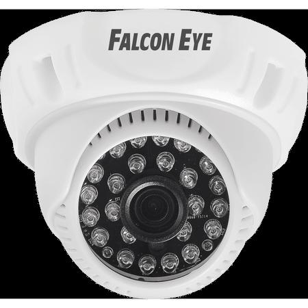 MHD видеокамера купольная FALCON EYE FE-D720MHD/20M