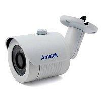 AHD видеокамера уличная AMATEK AC-HS202 (3,6)