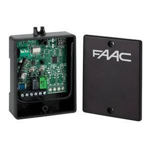 Радиоприемник внешний 2-канальный FAAC XR2 868