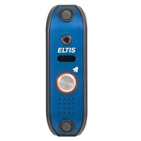 Сменная фальш-панель ELTIS к DP1-CE7, цвет синий металлик