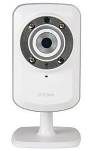 Интернет-камера стационарная D-Link DCS-932L
