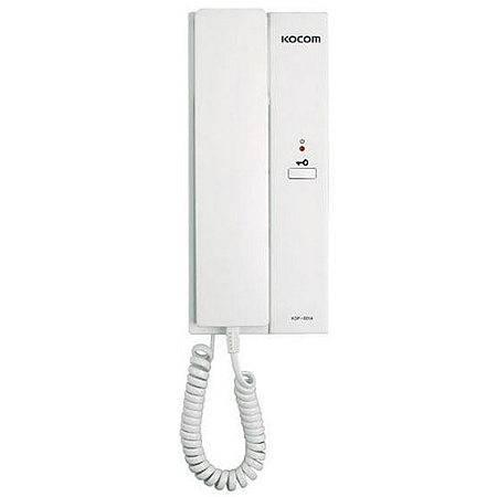 Трубка аудиодомофона KOCOM KDP-601A