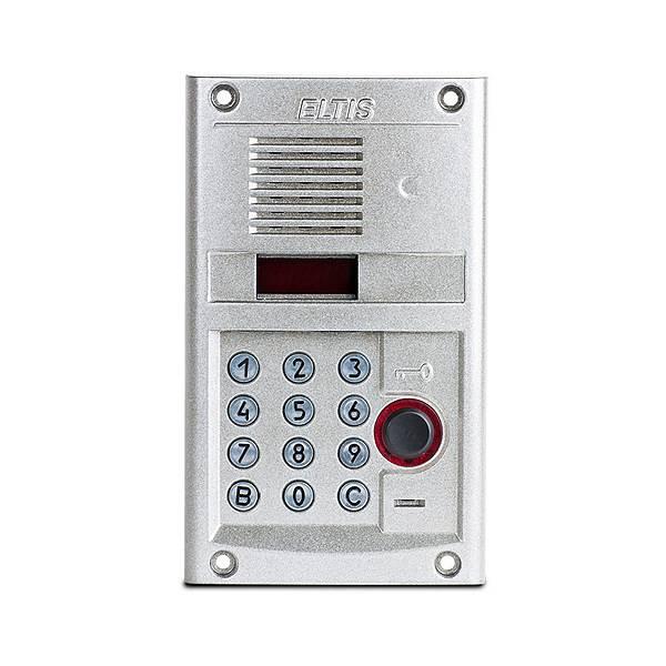"""Блок вызова ELTIS DP300-RDC24 (9007), """"серебро"""""""