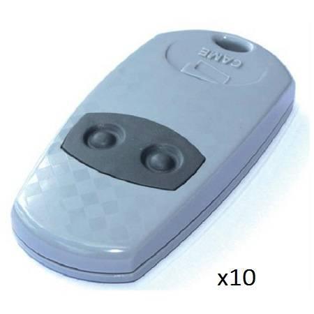 Радиобрелок CAME TOP-432EE упаковка 10 шт.