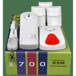 Комплект GSM-сигнализации СИБИРСКИЙ АРСЕНАЛ Х-700