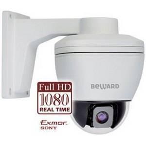 IP видеокамера поворотная BEWARD B55-3