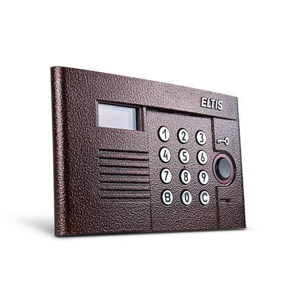 """Блок вызова ELTIS DP303-RD16 (1036), """"золото"""""""