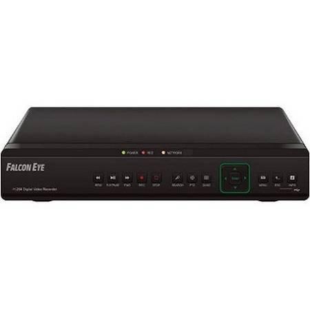 AHD видеорегистратор 8-канальный FALCON EYE FE-4108AHD