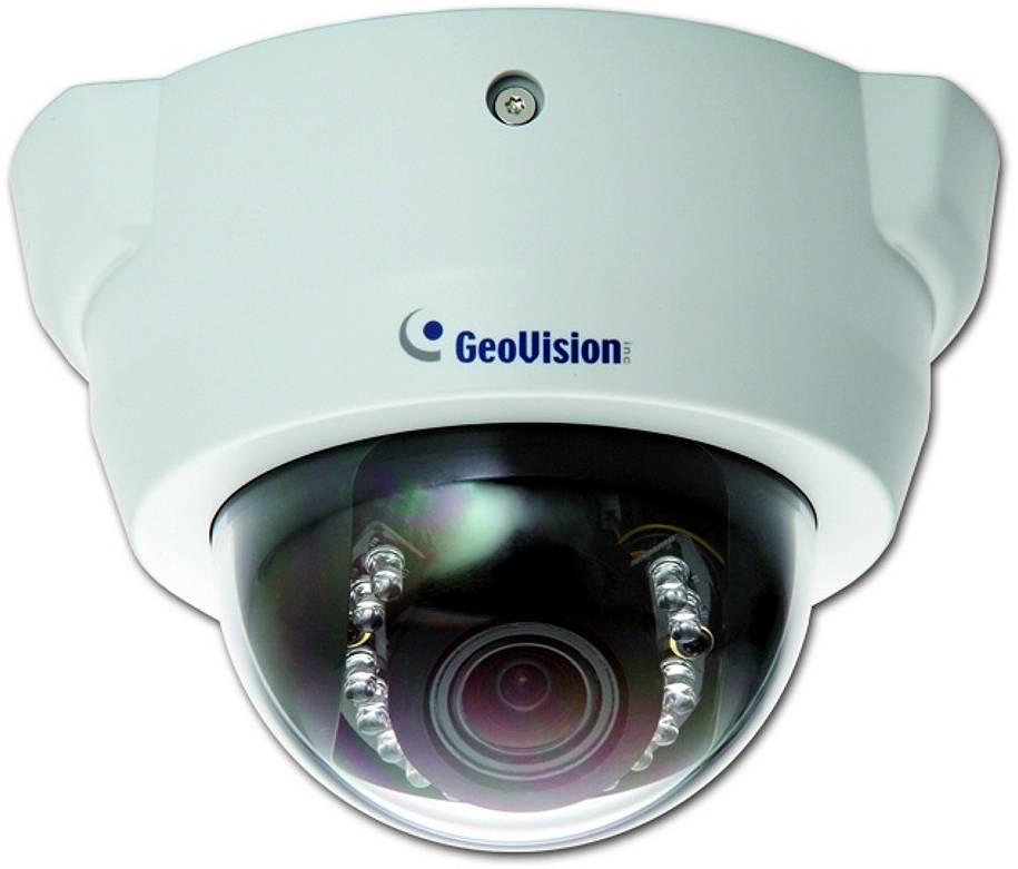 IP-видеокамера купольная GEOVISION GV-FD3410