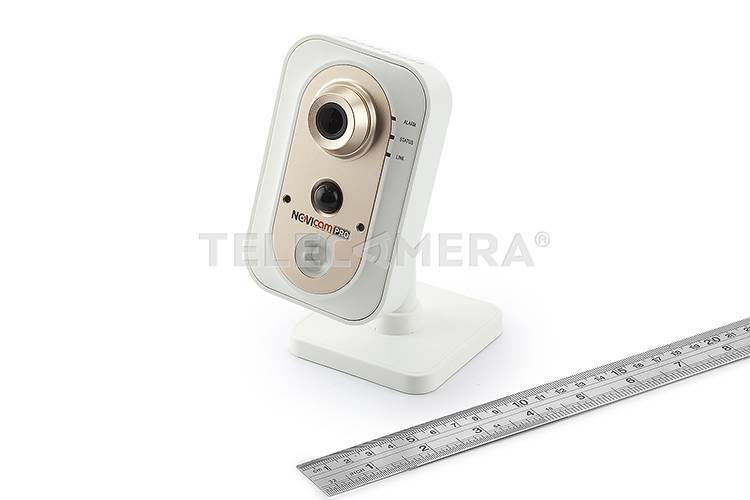 IP-камера компактная NOVICAM IP NC24FP