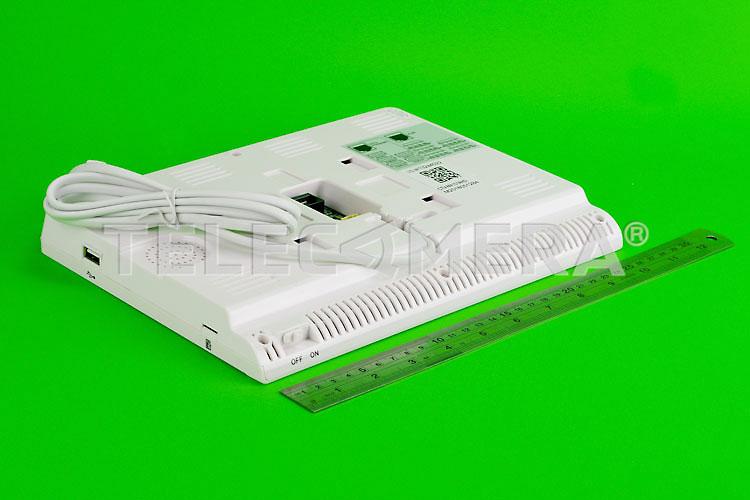 Комплект видеодомофона CTV-DP4101 AHD W