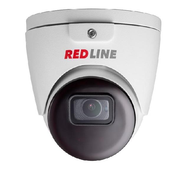 IP-видеокамера купольная 5 Мп REDLINE RL-IP25P-S.WDR