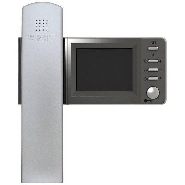 Монитор многоабонентского видеодомофона VIZIT-M428C