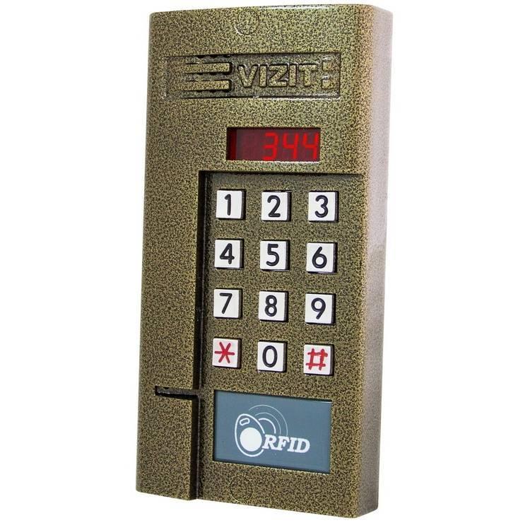 Блок вызова видеодомофона VIZIT БВД-344F