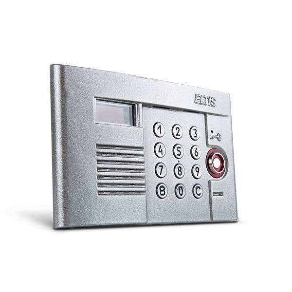"Блок вызова ELTIS DP400-TDC16 (9007), ""серебро"""