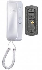 Аудиодомофон с замком