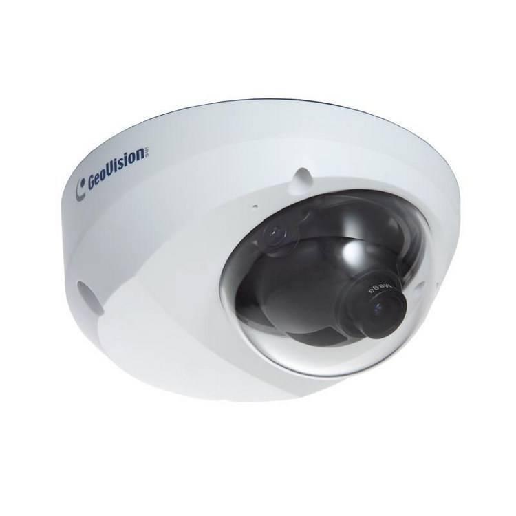 IP-видеокамера купольная GEOVISION GV-MFD3401-5F