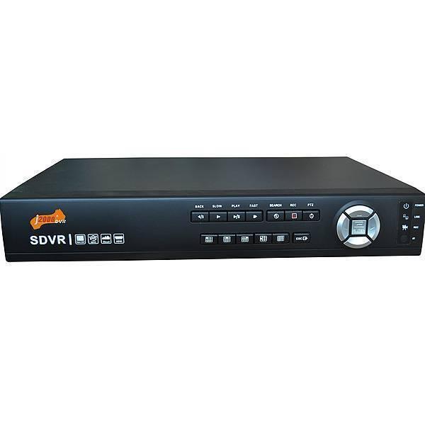 Видеорегистратор 4-канальный J2000-Smart04