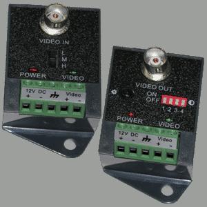 Комплект активных приемопередатчиков TANTOS TSt-1U01AR+TSt-1U01AT