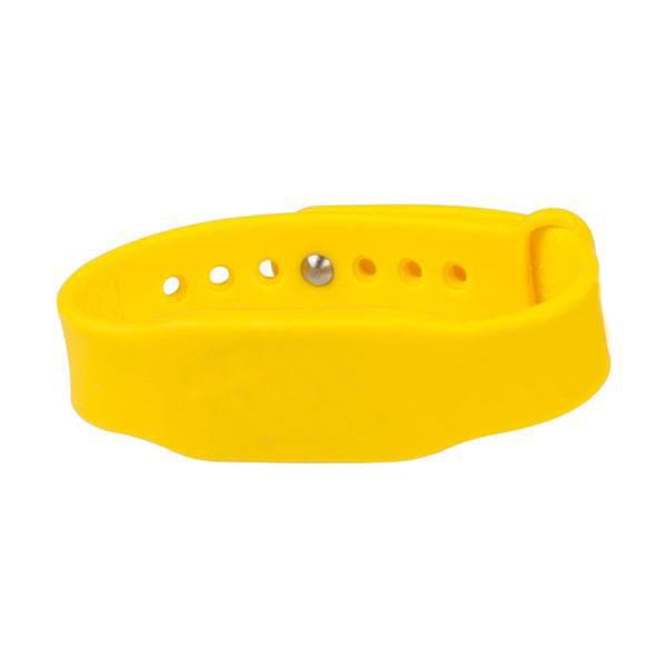 Браслет 1K Mifare желтый