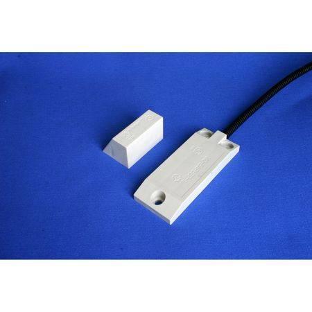 Магнито-контактный датчик для металлических дверей БАРЬЕР-1
