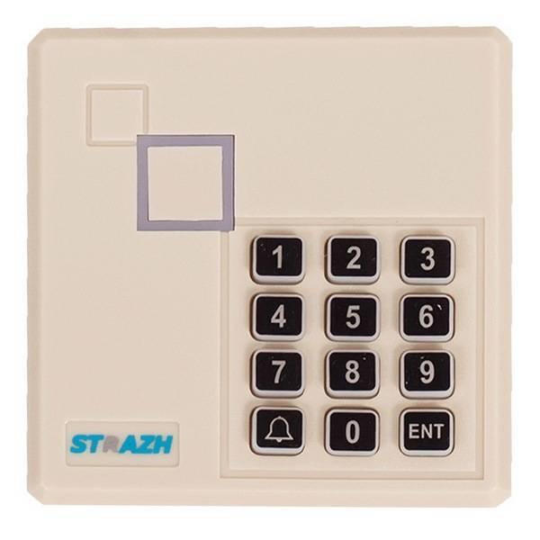 Контроллер автономный STRAZH SR-SC120K бежевый