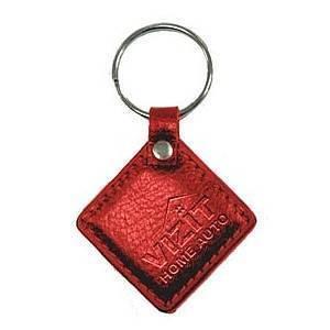 Ключ VIZIT-RF2.2 (Proximity брелок, красный)