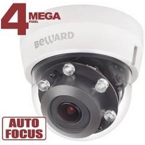 IP видеокамера купольная BEWARD BD4680DRZ