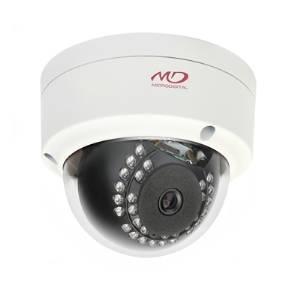 IP-видеокамера купольная MICRODIGITAL MDC-L8290FTD-24H