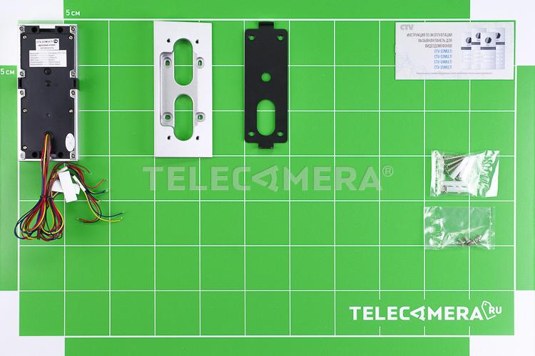 Вызывная панель CTV-D3MULTI