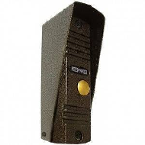 Блок вызова видеодомофона KENWEI KW-139MC PAL медь