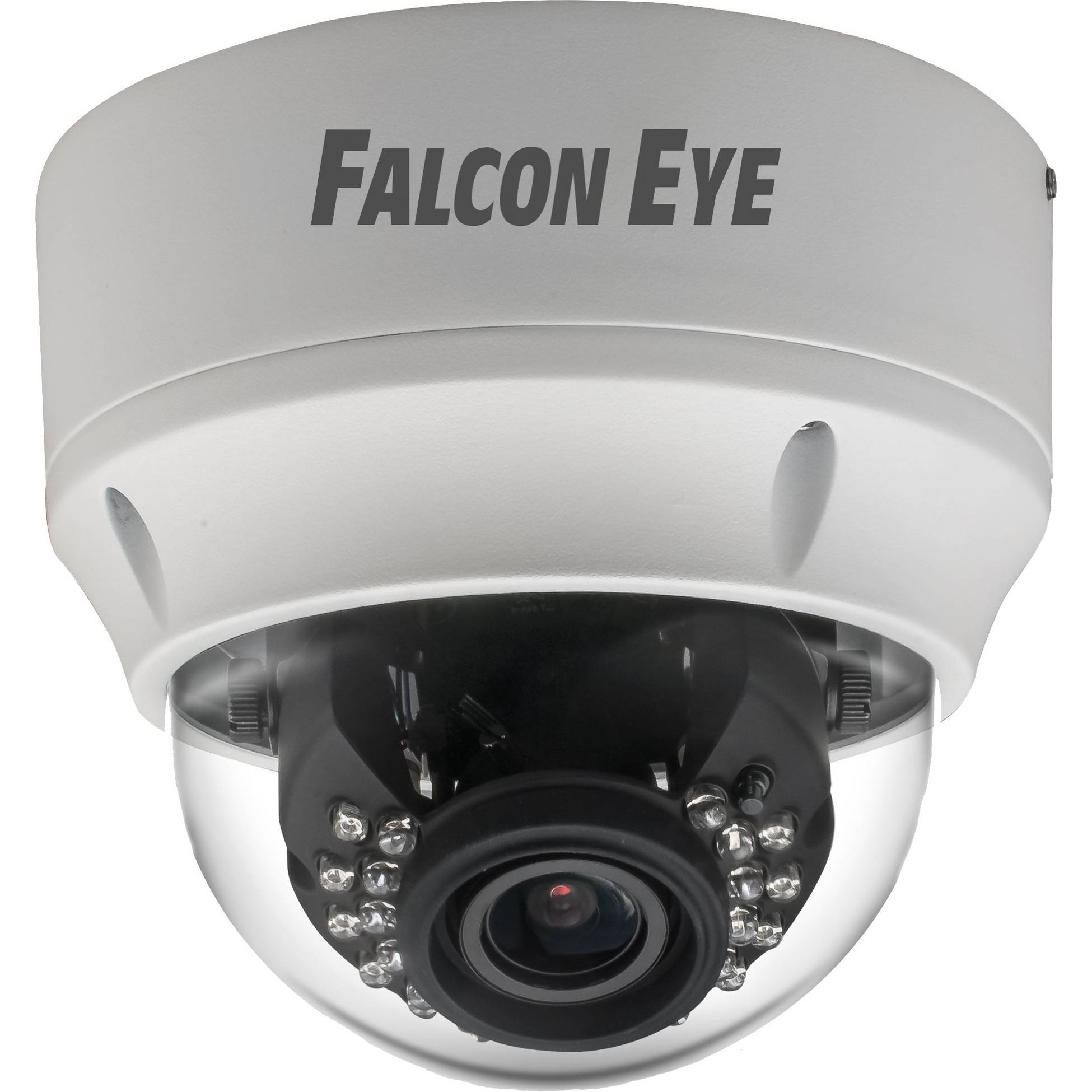 IP-камера купольная FALCON EYE FE-IPC-DL201PVA