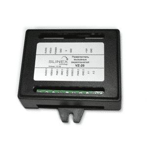 Коммутатор SLINEX VZ-20