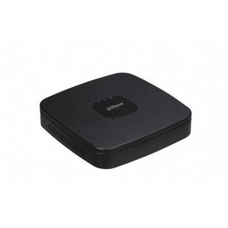 IP видеорегистратор 4-канальный DAHUA DHI-NVR1104-P белый