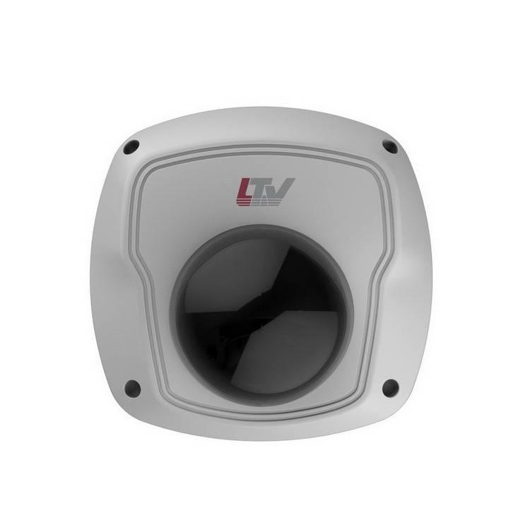 IP камера антивандальная LTV CNM-815 42