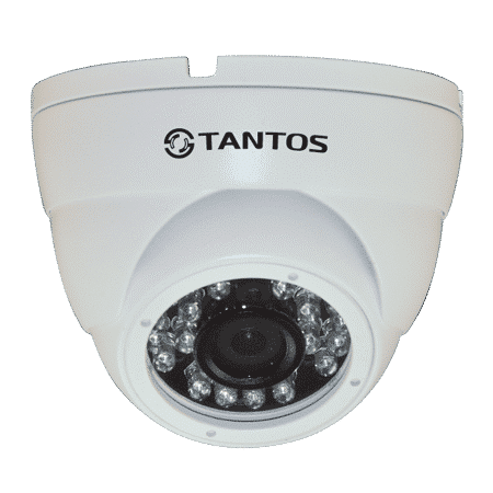 IP-видеокамера антивандальная TANTOS TSi-Dle1F (3.6)