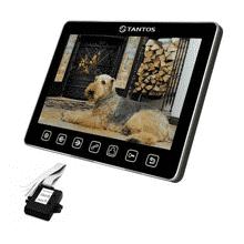 Комплекты мониторов TANTOS для подъездных домофонов VIZIT