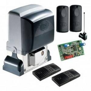 Комплект автоматики для откатных ворот CAME BX-64 DIR10 COMBO
